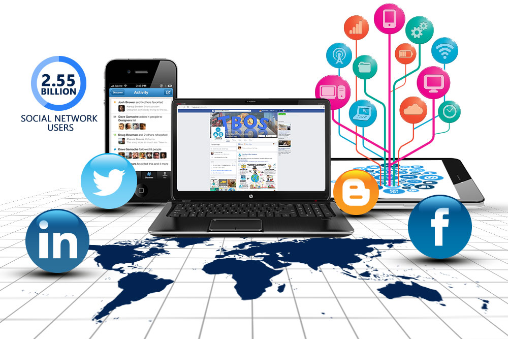 Impact of Social Media on Logistics Industry - TBOS