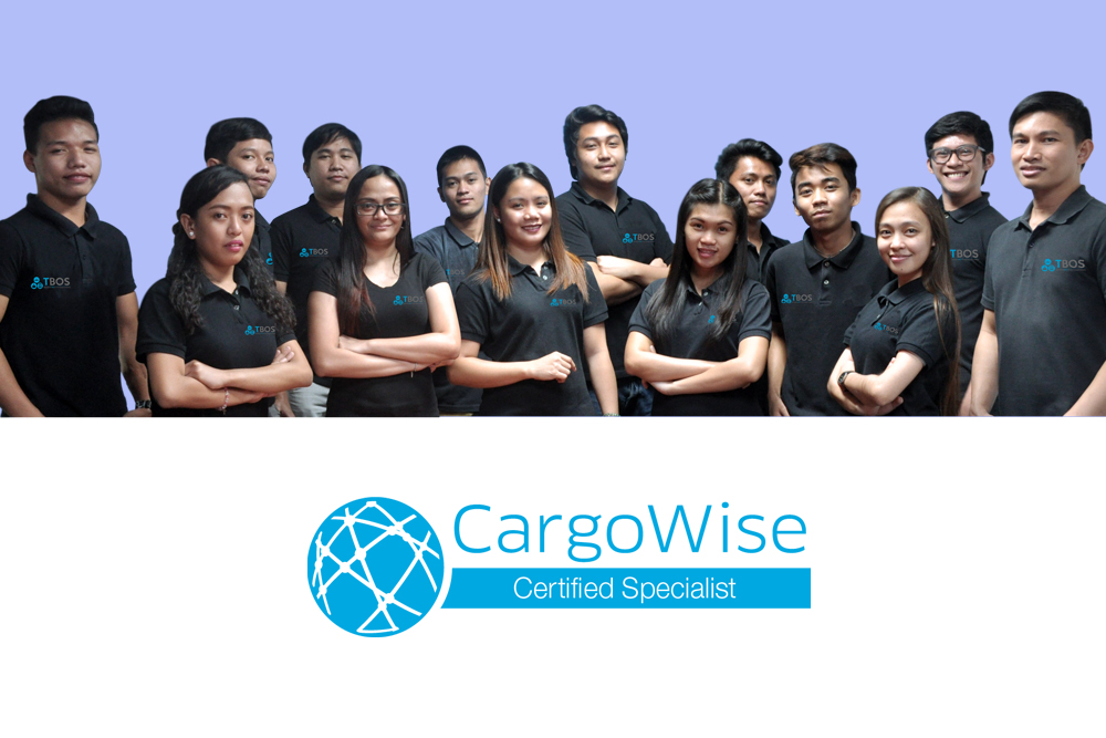 Cargowise Certified Specialist (CCS)
