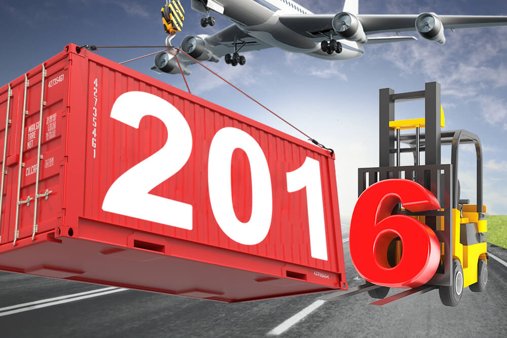 Logistic Trends in 2016