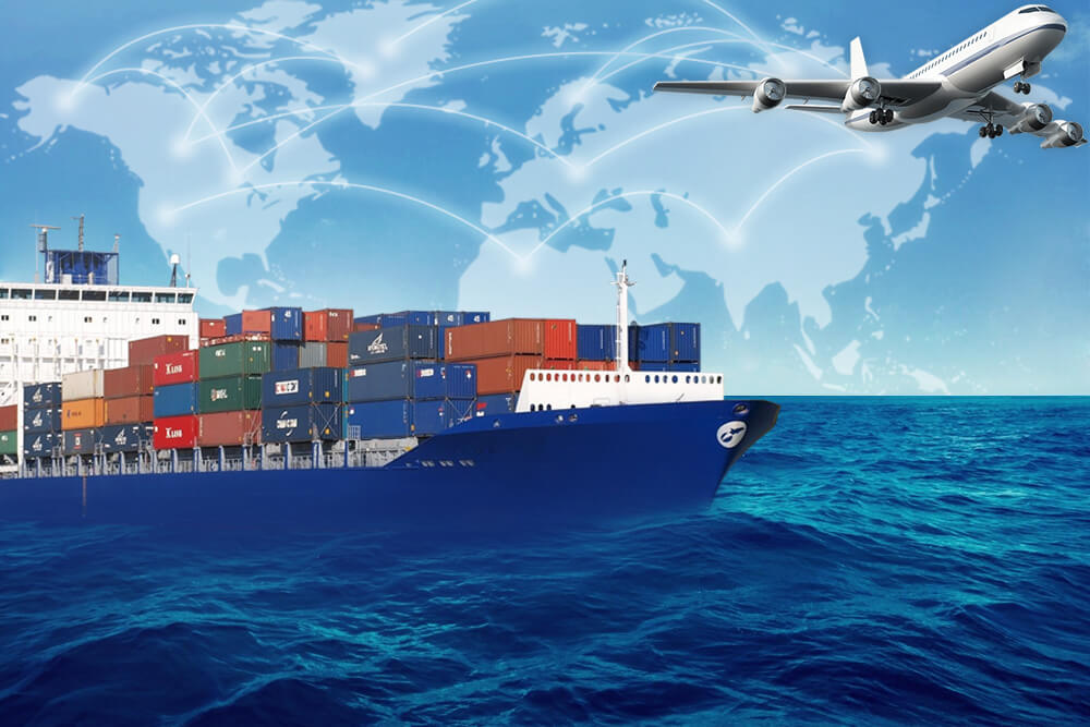 Freight Forwarding: Air Freight vs  Sea Freight - TBOS