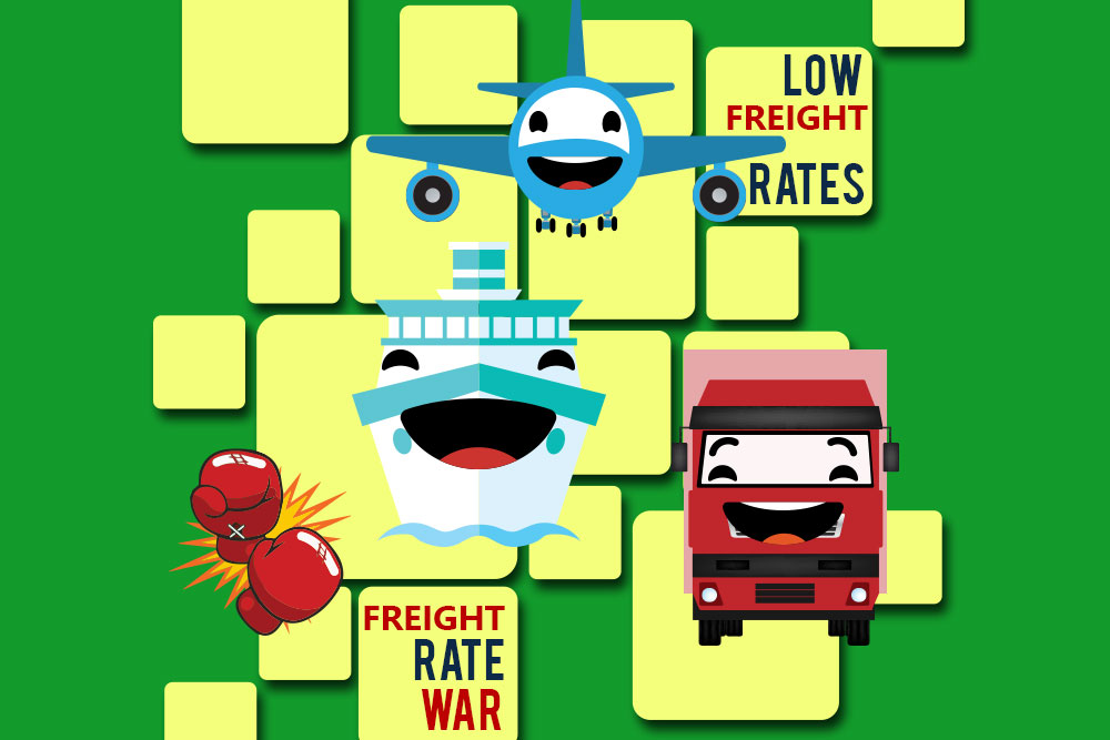 Low Freight Rates: Boon or Bane?