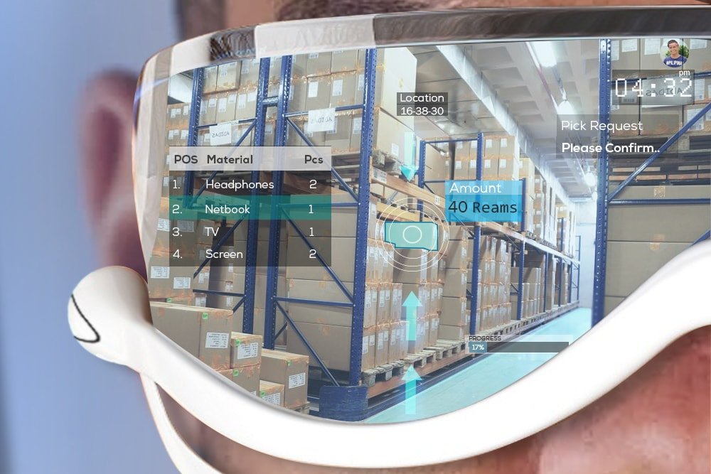 Augmented Reality in Supply Chain Management