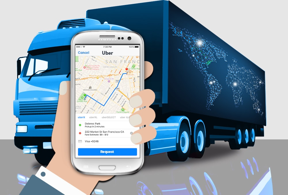 """Uber-like"" Apps and How They Affect the Freight Industry"