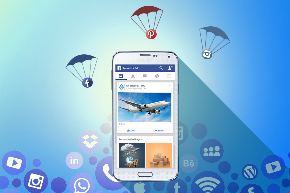 The Effects of Social Media on the Air Cargo Industry