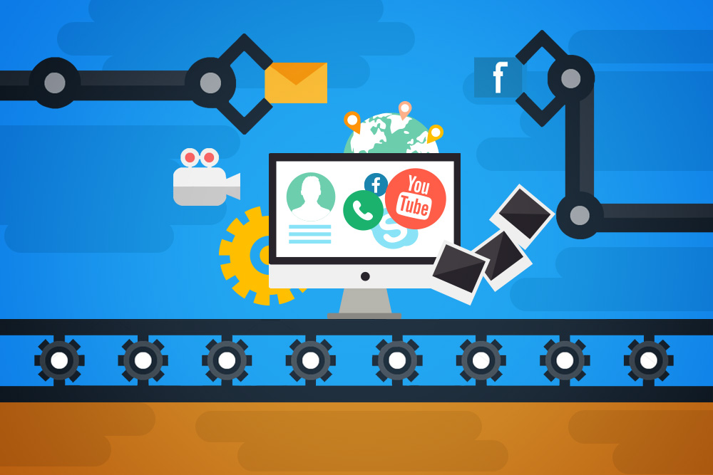 Maximize Social Media Through Automation