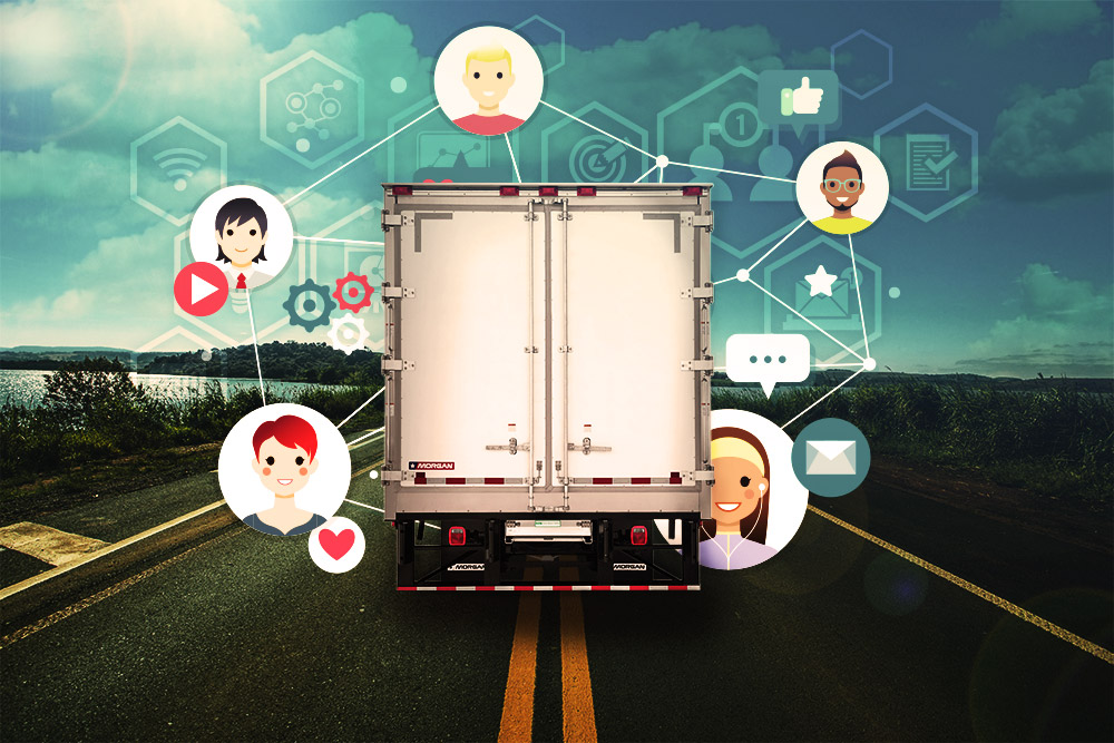 How Social Media Helps the Transport Industry