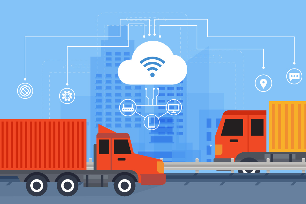 The Internet of Things: Ways It Helps Empower the Transport Industry