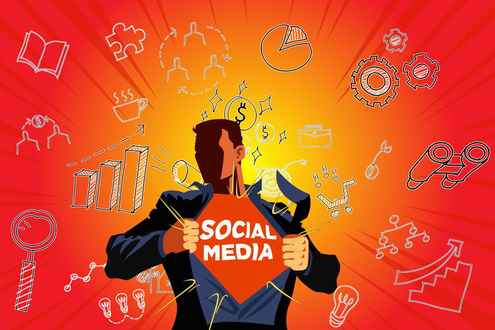 Super Powers That Social Media Content Managers Possess