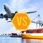 Air or Sea Which is the Better Choice