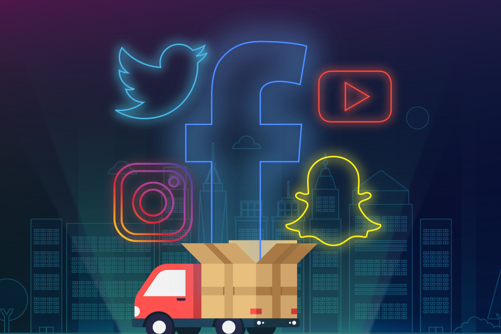 5 Times Social Media is the Cutting Edge of Modern Logistics Industry
