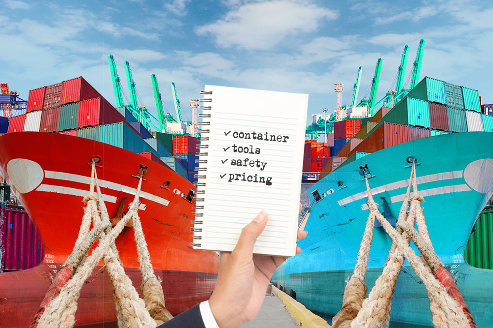 Your Checklist when Choosing A Shipping Company for Your Business