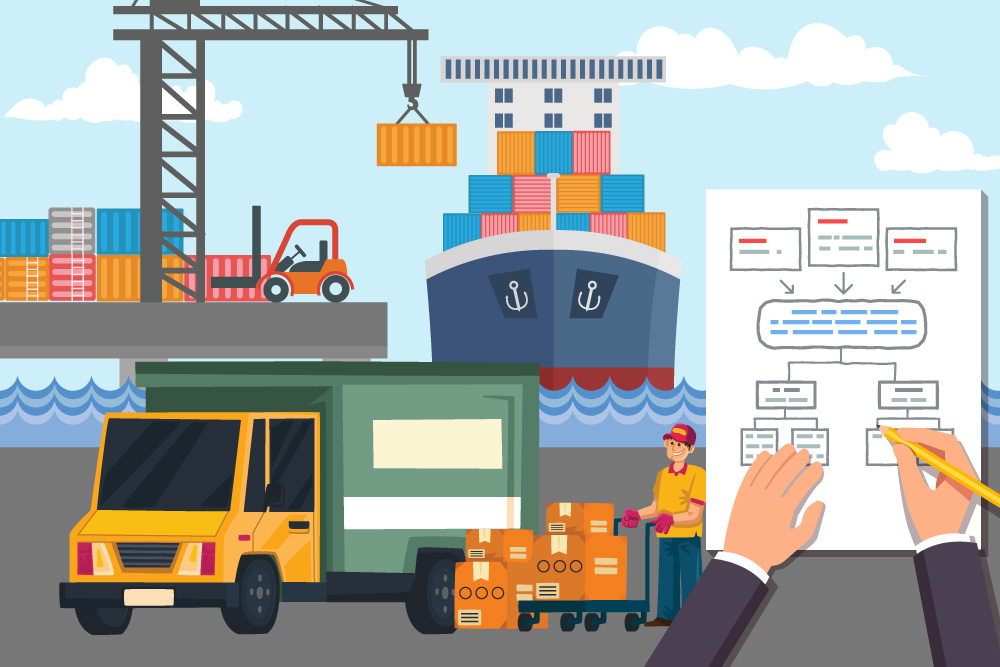 Logistics Hacks to Help You Survive the Stress of Shipping and Event Planning