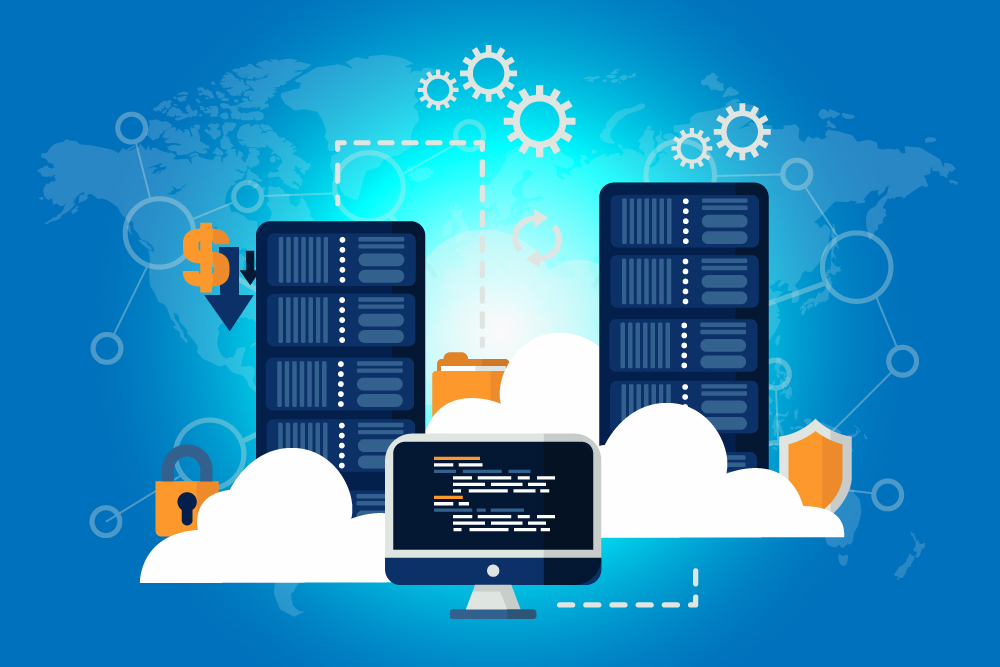 How Cloud Computing Reshapes the Supply Chain Management